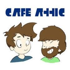 Café Attic: A Video Game & Comic Book Podcast