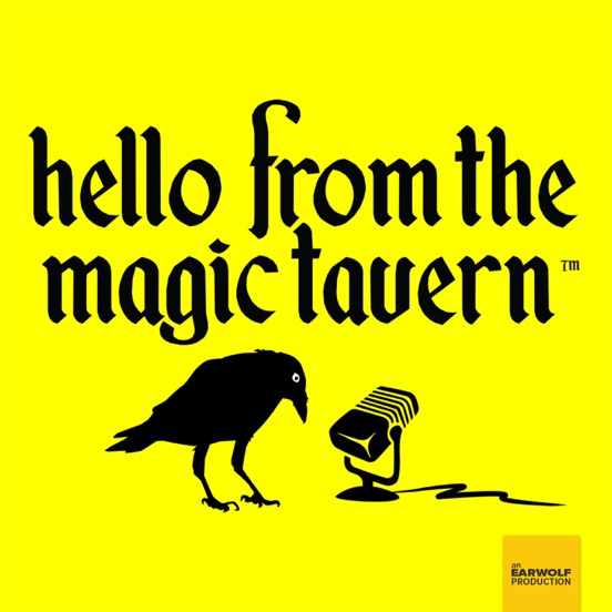 Hello from Magic Tavern