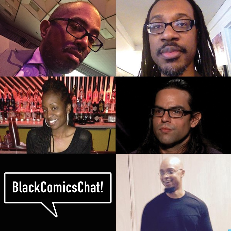 #BlackComicsChat