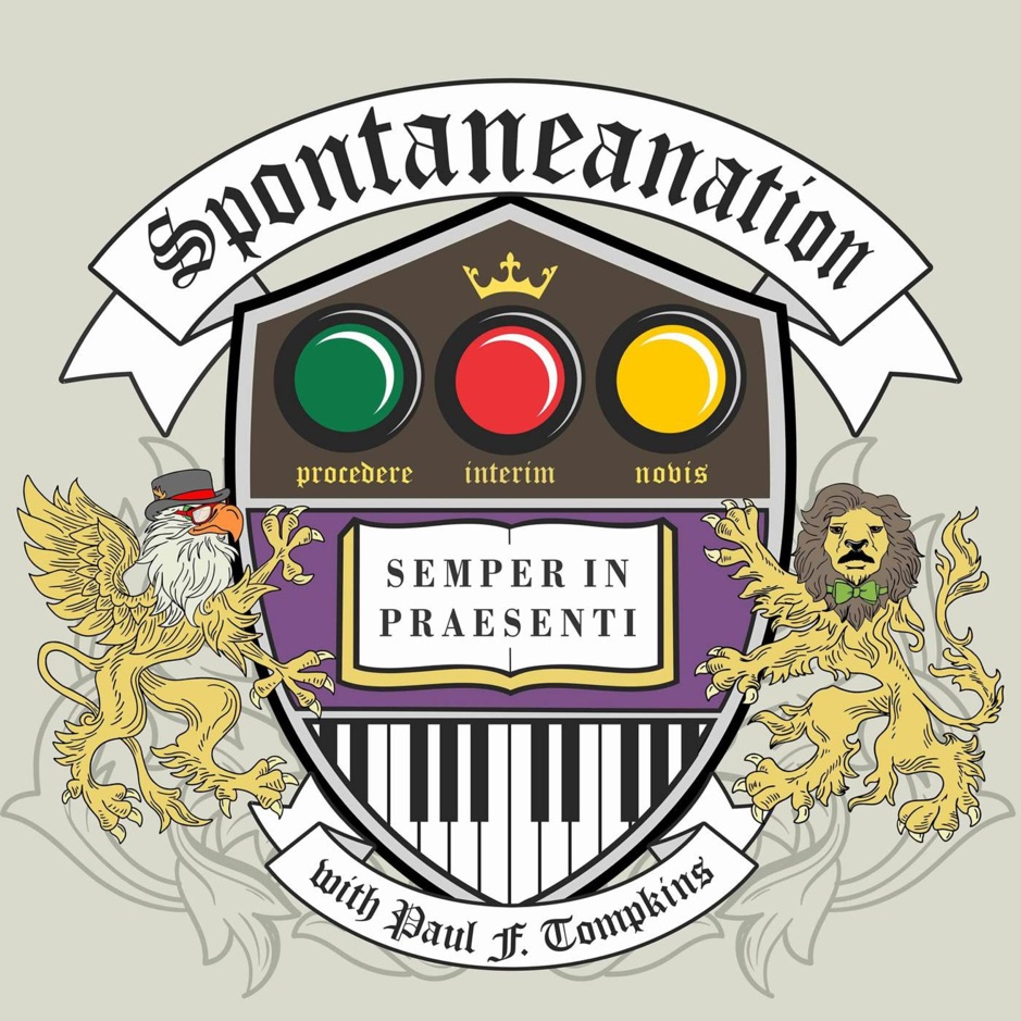 SPONTANEANATION with Paul F. Tompkins